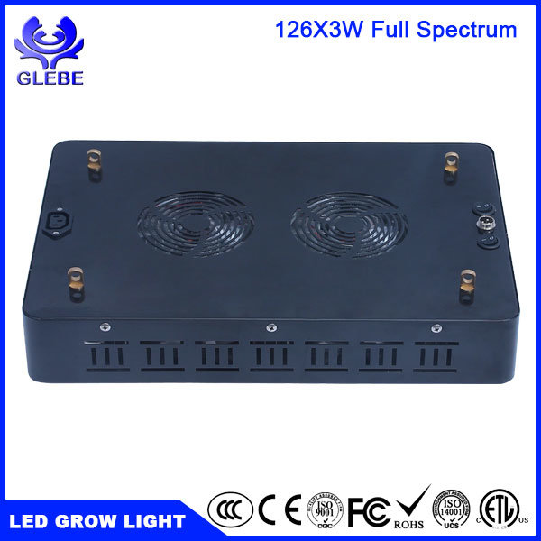 Shenzhen 126PCS/LED3w LED Grow Light Full Spectrum for Indoor Plants Veg and Flower 5292lm