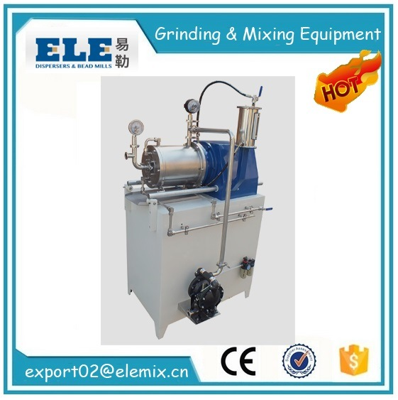 Large Packing Ink Milling Machine for Special Chemicals, 30 Liter Capacity
