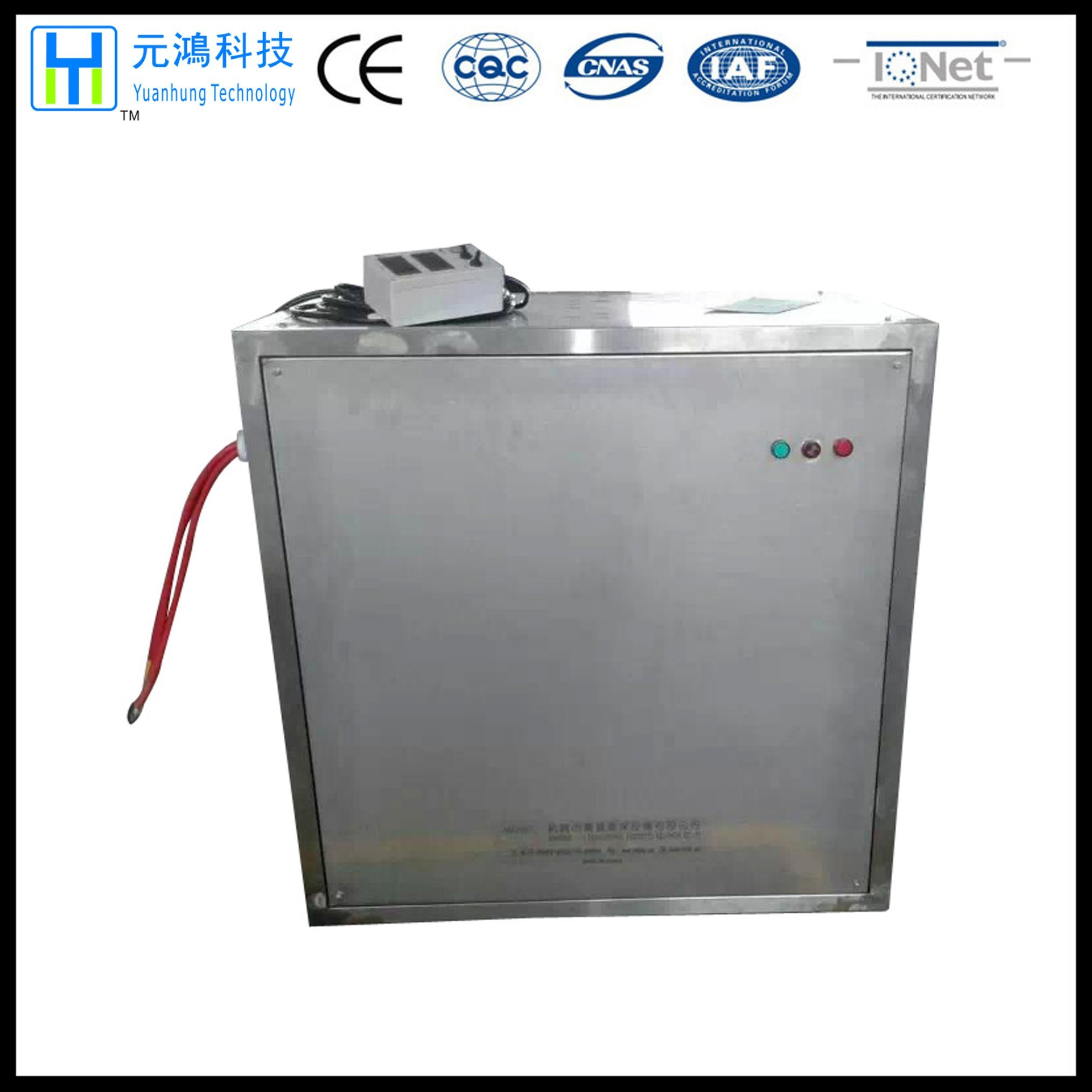 304 Stainless Steel 24V DC Rectifier for Anodizing