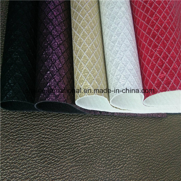 Digital Printing PU Leather for Handbags and Shoes