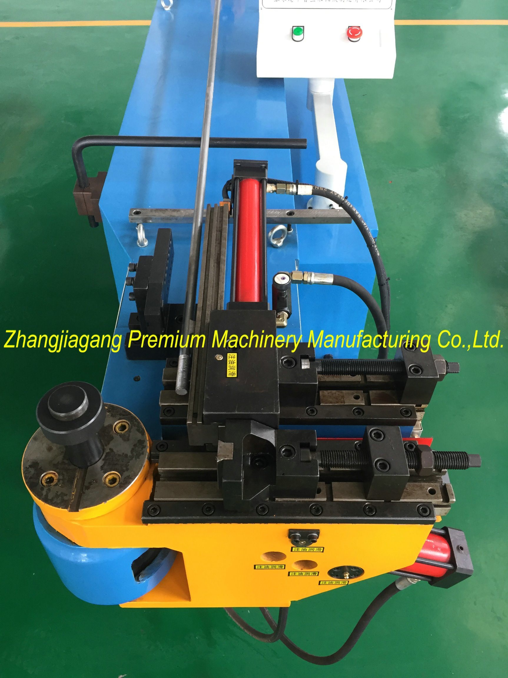 Plm-Dw18CNC Automatic Copper Pipe Bending Machine for Diameter 17mm