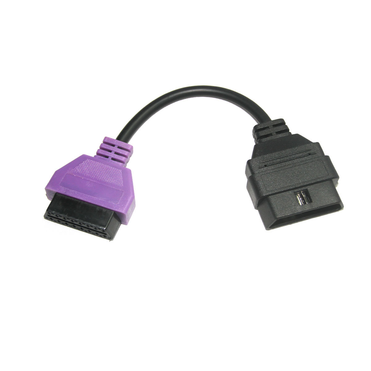for FIAT ECU Scan Adaptors OBD Diagnostic Cable 5 Colors