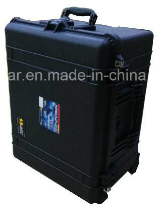 6CH 600W Draw Bar portable Uav Drone Jammer 5.8g 2.4G GPS Uav Jammer