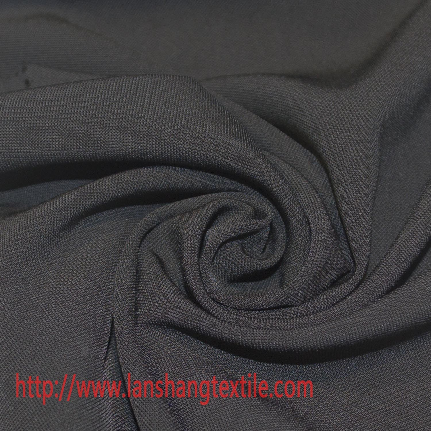 Plain Dyed Chemical Woven Fabric Polyester Fabric for Garment Shirt Skirt Home Textile