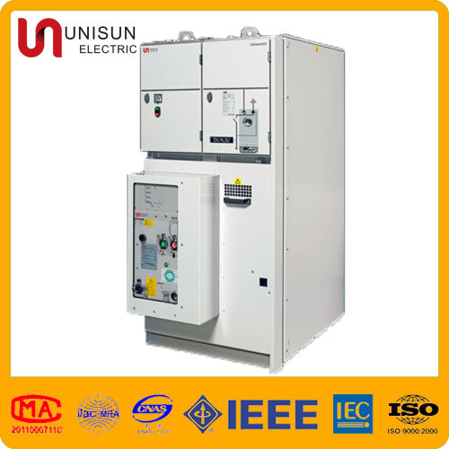 Air Insulation Rmu Mv Switchgear
