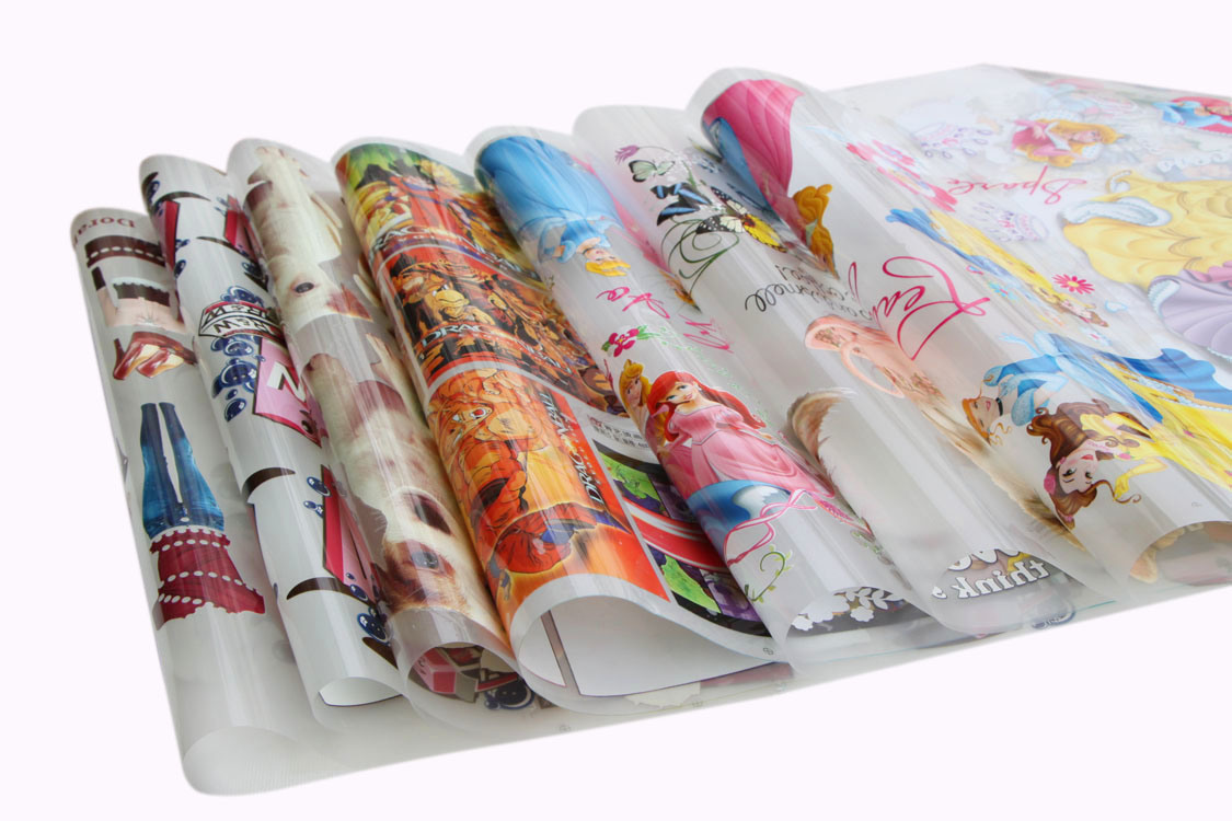 Super Flexible, Easy Cut & Soft Stretch Based Heat Transfer Vinyl Printing for Textile