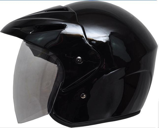 Half Face of Helmet DOT Ce