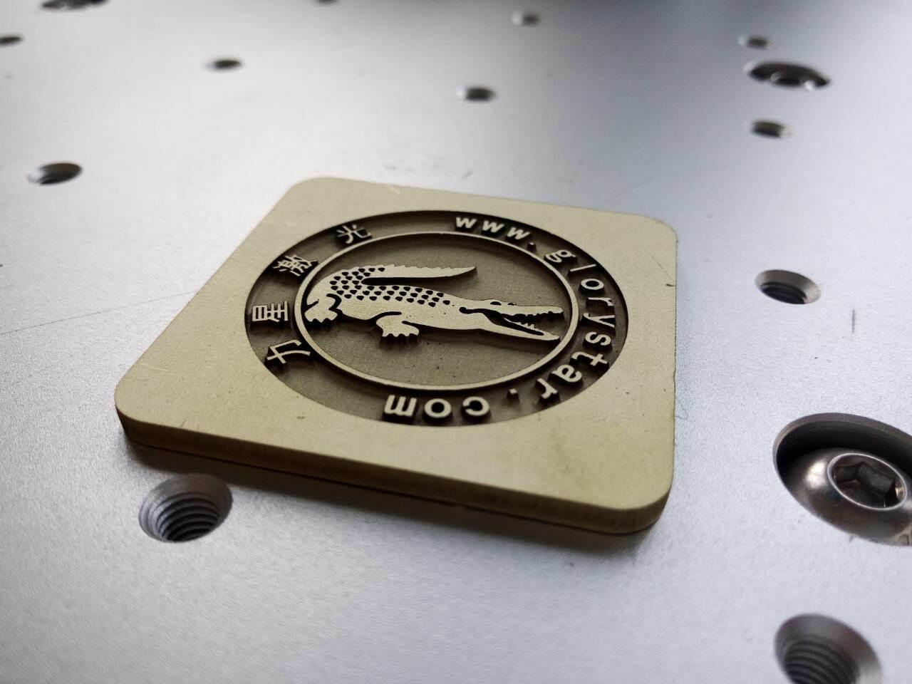 Fiber Metal Laser Cutting with Good Effect of Cut Edge