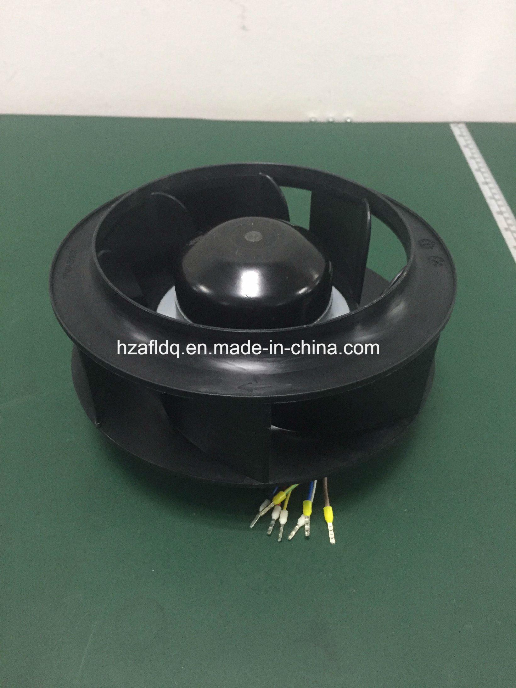Afl Ec Backward Centrifugal Fan 175 mm
