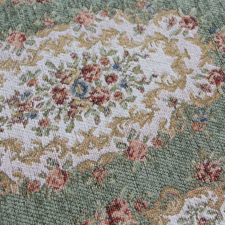 High-Density Weaving Jacquard Door Mats Living Room Carpet