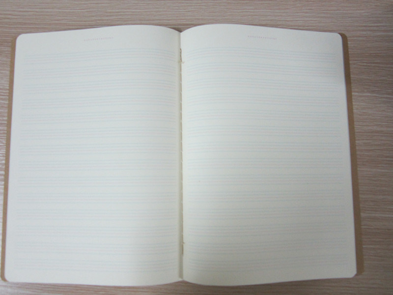 Sewing Binding Notebook