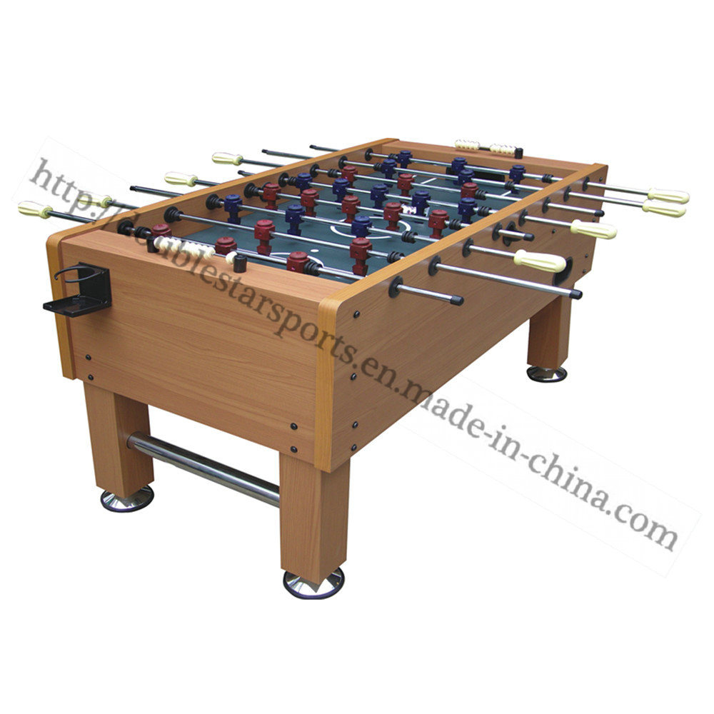 Best Selling Foosball Soccer Game Table Factory Price