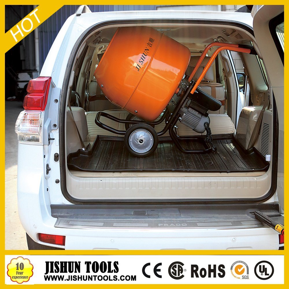 Electric Concrete Mixer Machine