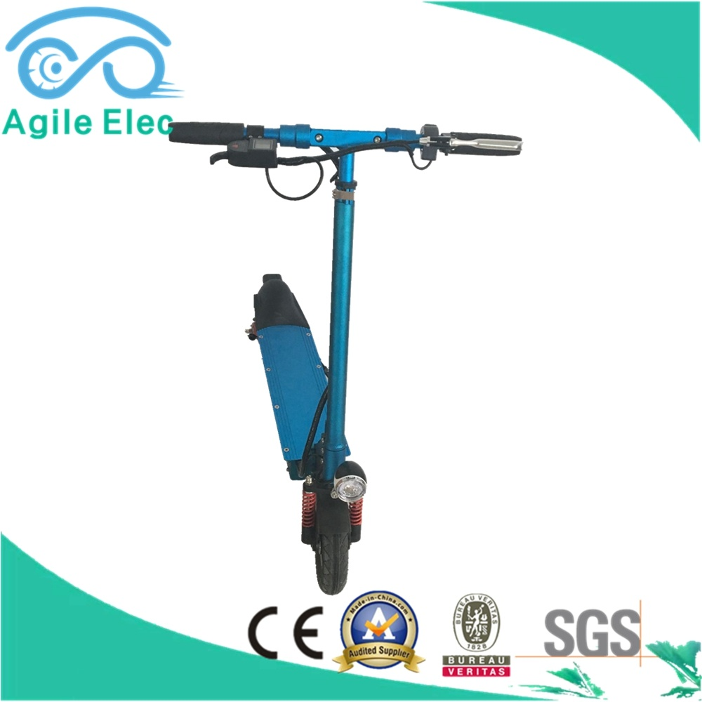 36V 250W Foldable Electric Scooter with Wheel Motor