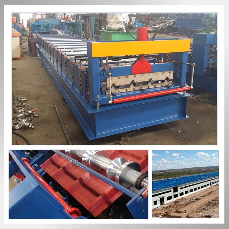 750 Roof Tile Making Machine