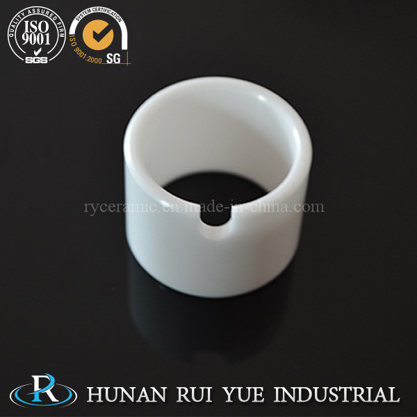 Zirconia/Zro2 Wear Resistant Ceramic Tube Machining Processing
