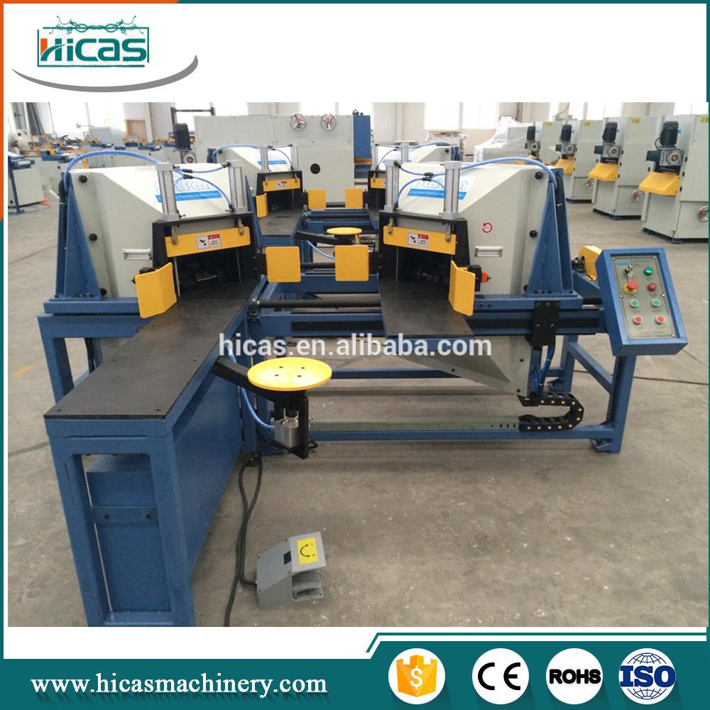Qingdao Manufacturer Wood Pallet Corner Cutting Machine