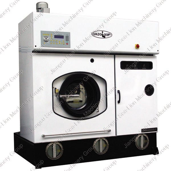 Dry Cleaning Machine (22kg steam/electric heated)