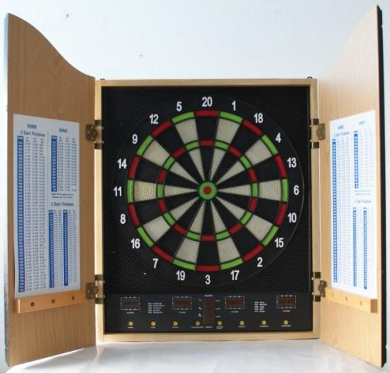 China Electronic Dartboard