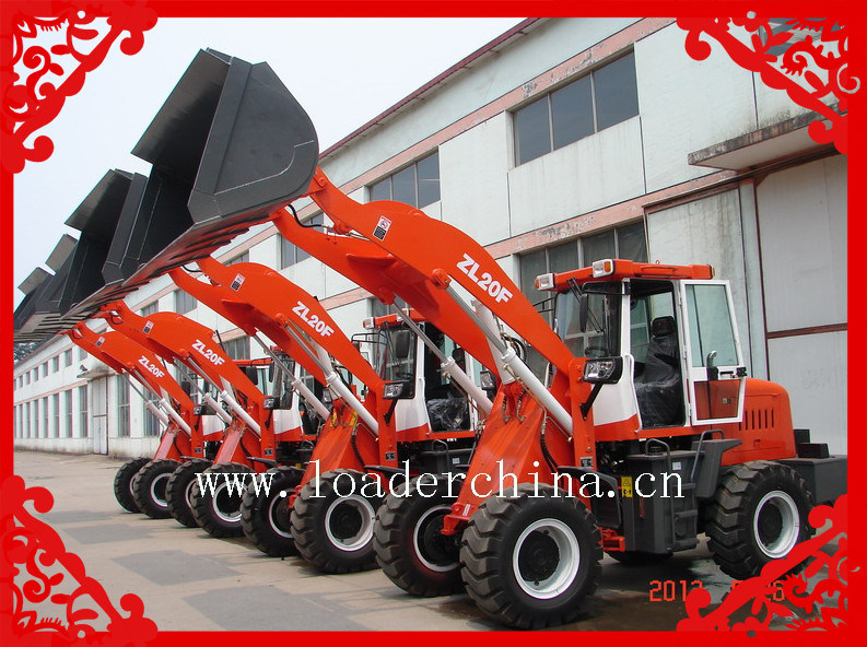 Mini Construction Equipment : China mini construction equipment loader zl f photos