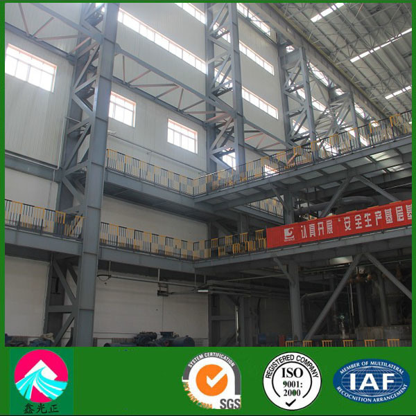 Expert Supplier of Steel Structure Workshop