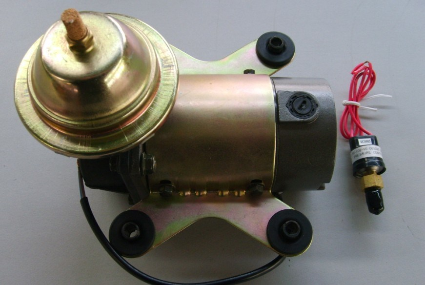 Brake Vacuum Pump : The information is not available right now