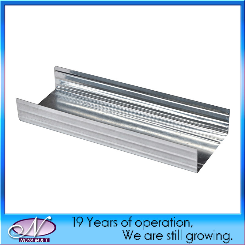 Best Galvanized Drywall Metal Steel Profile for Sale