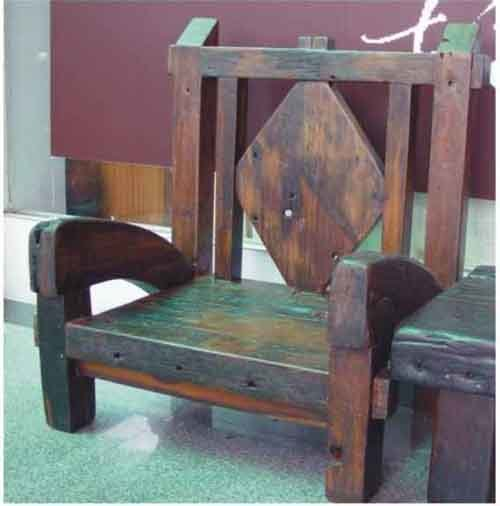 China boat wood furniture antique