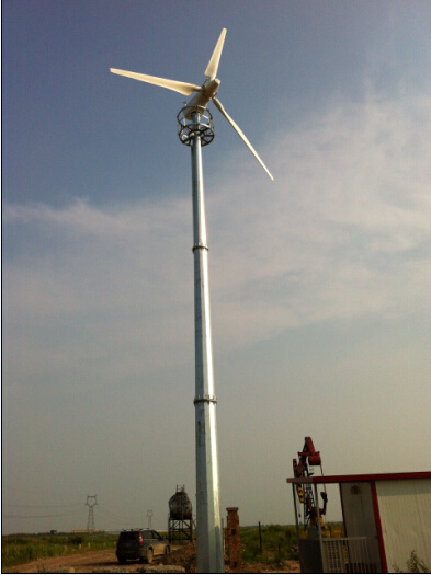 Ane Ah-20kw Pitch Controlled Wind Tubine Generator for on-Grid Solution