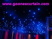 China Most Professional LED Star Curtain (GN-203)