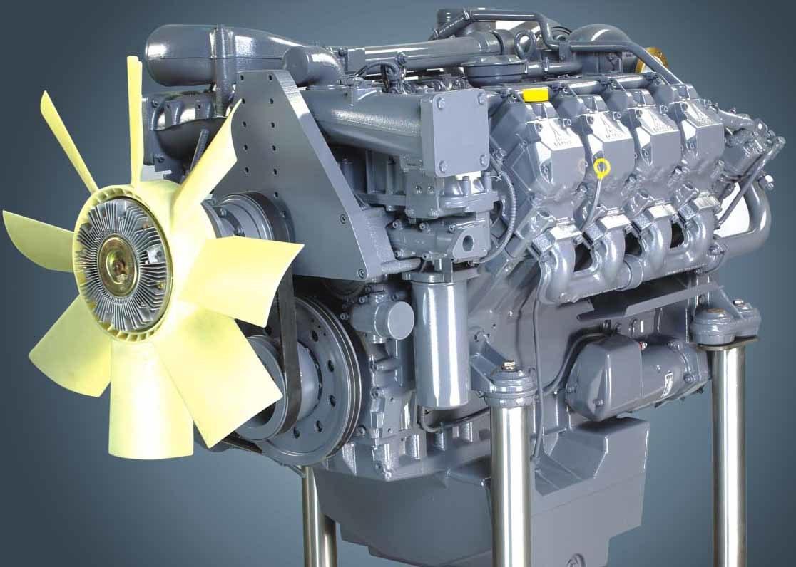 China Deutz Water Cooled Diesel Engine China Deutz