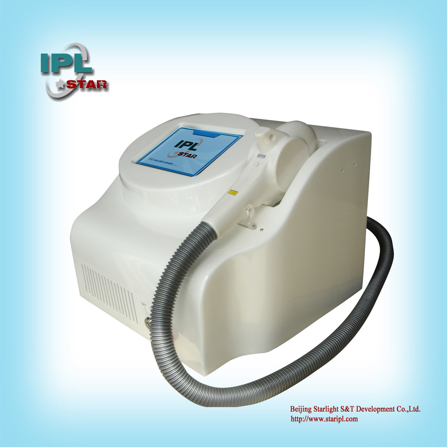 Latest Superior IPL Hair Removal System