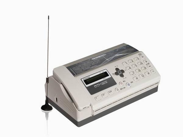 cellular fax machine