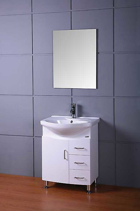 small white bathroom cabinet bp 5026 china pvc bathroom cabinet