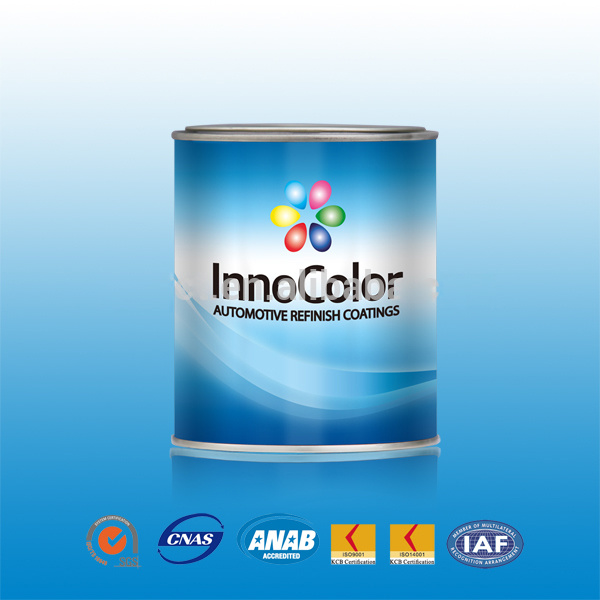 Good Performance 1k White Color Car Paint
