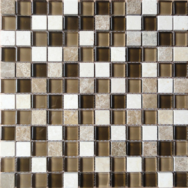 Stone Mix Glass Mosaic (HGM205)