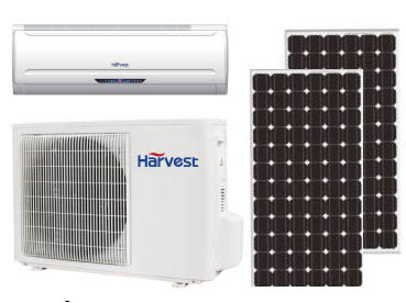 48V DC Powered Solar Air Conditioners