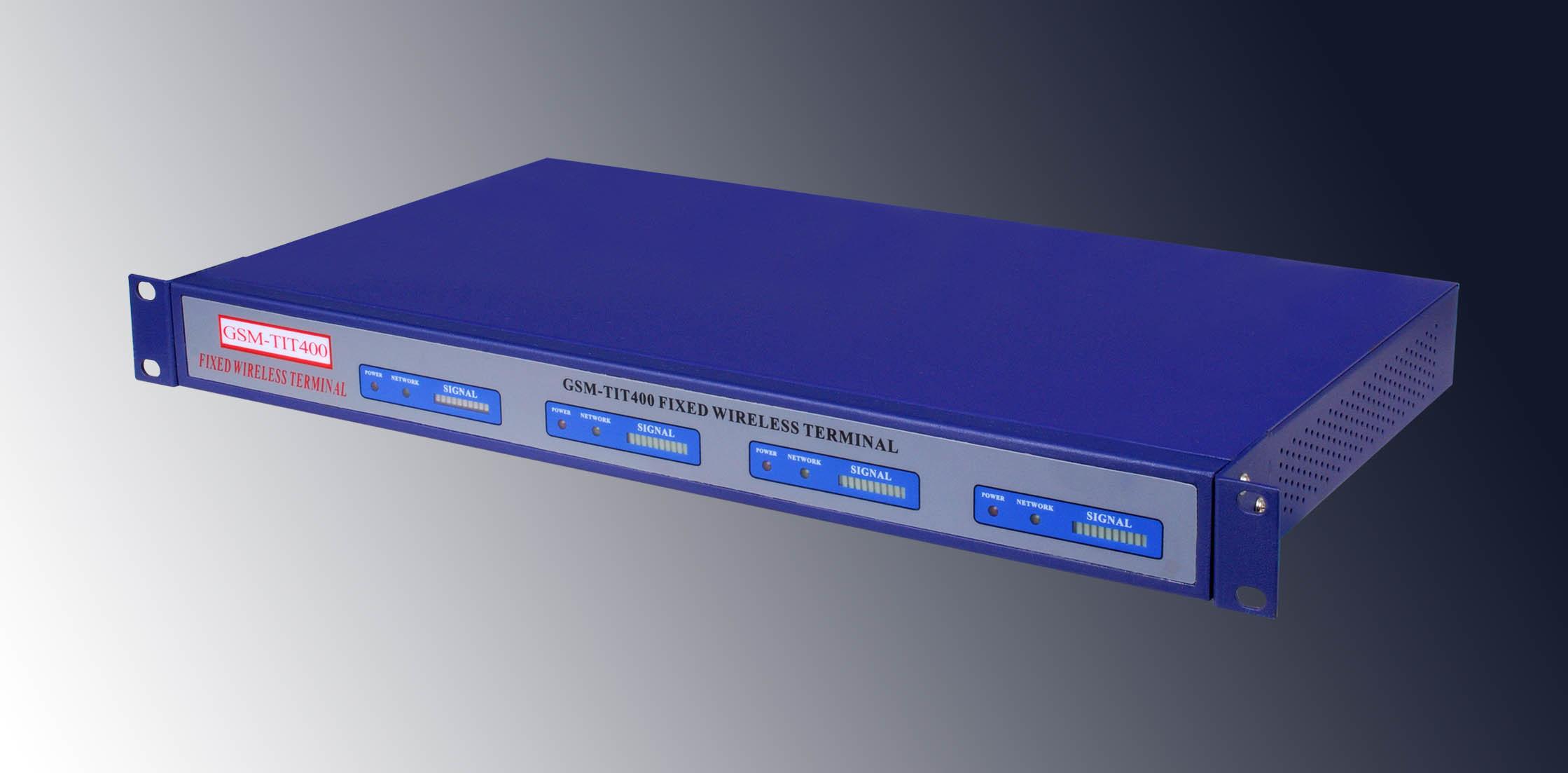 4 Channels GSM FWT (GSM-TIT400)