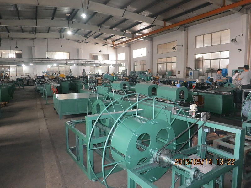 Dn8-32mm Mechanical Metal Hose Making Machine