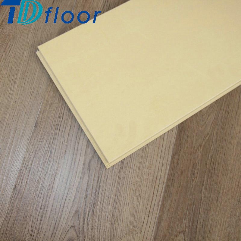 Building Material Click WPC Vinyl Indoor Floor Wood Plastic Composite Flooring