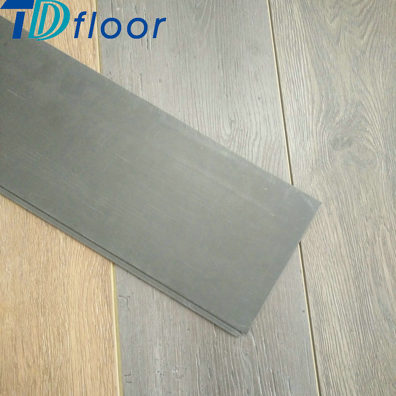 Building Material Click WPC Vinyl Indoor Floor Wood Plastic Composite Flooring