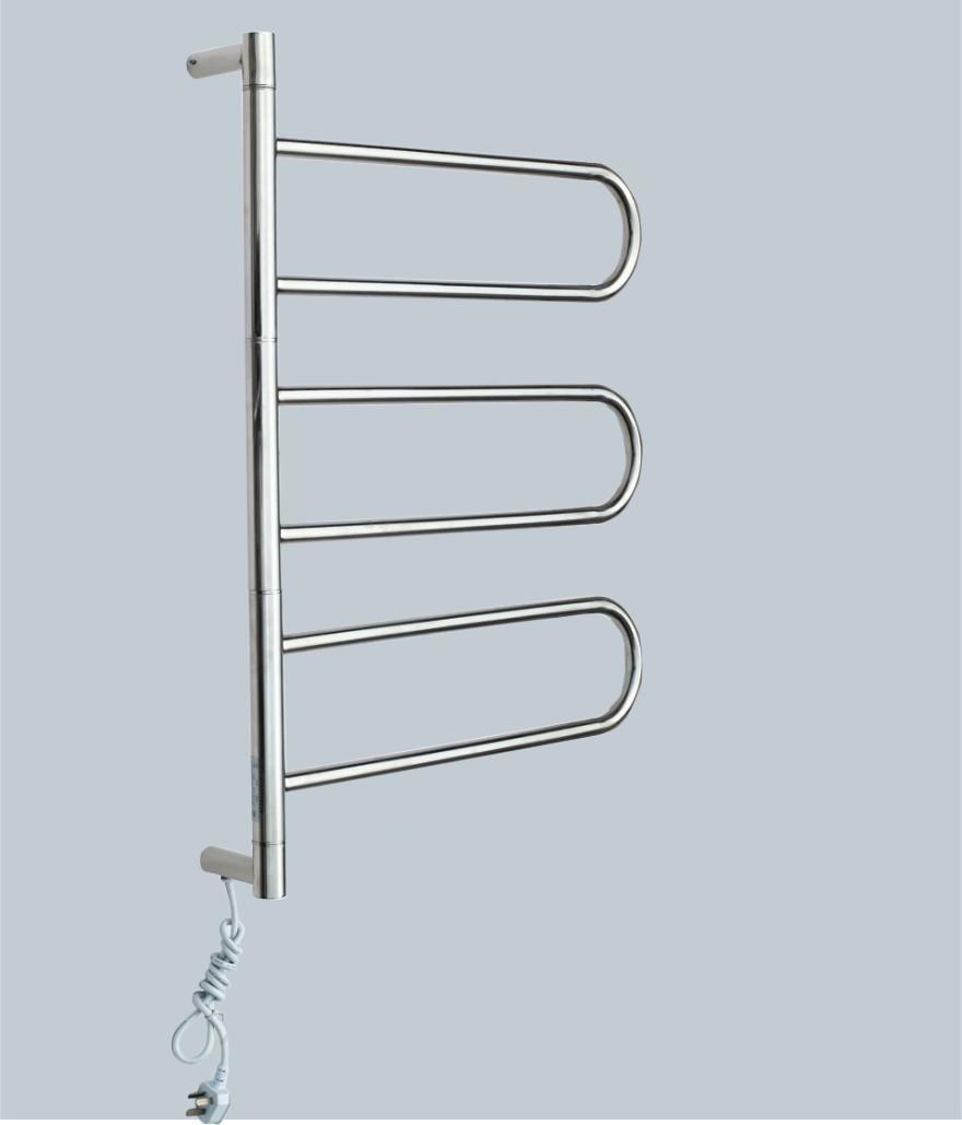 Heated towel rack - Heated towel racks for bathrooms ...