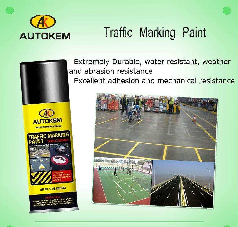 Permanent Line Marking Paint, Traffic Grade, Long Lasting Line Marking Paint, Epoxpy Road Marking Paint