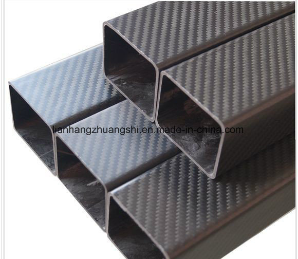 High Weight Carbon Fiber Square Tubes