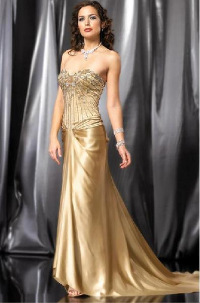 China Evening Party Dress/Prom Formal Gown Dress/Ball Dress (DT ...