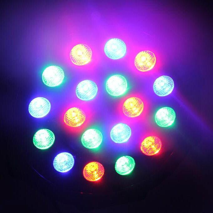 High Quality 18*15W 6in1 LED PAR Light / Wash Light