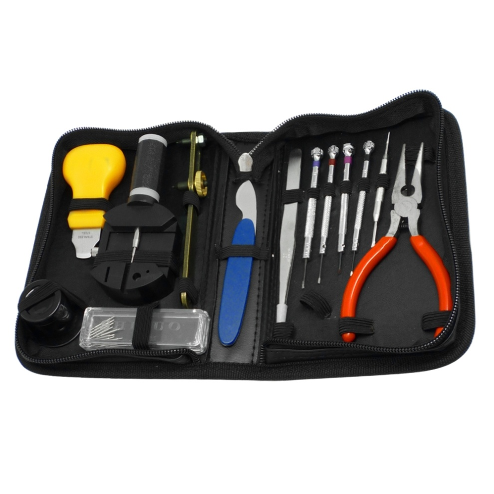 Handy Watch Tool Box Set