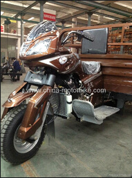 New Cargo Tricycle 250cc/300 Water Cooled Engine, Light Truck