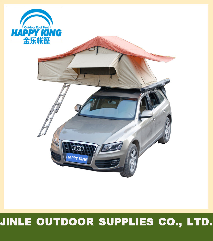 Extension Roof Top Tent with Aluminum Ladder