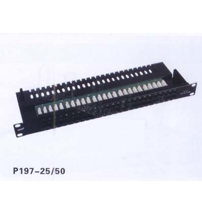 Patch Panel Series -08